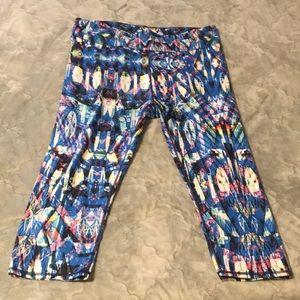 Cropped Fabletic leggings